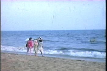 The last known footage of Marilyn Monroe taken by a tourist that come across George Barris taking photos of Marilyn on Santa Monica beach July 1962