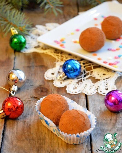 Пирожное картошка по-новогоднему » Женский Мир