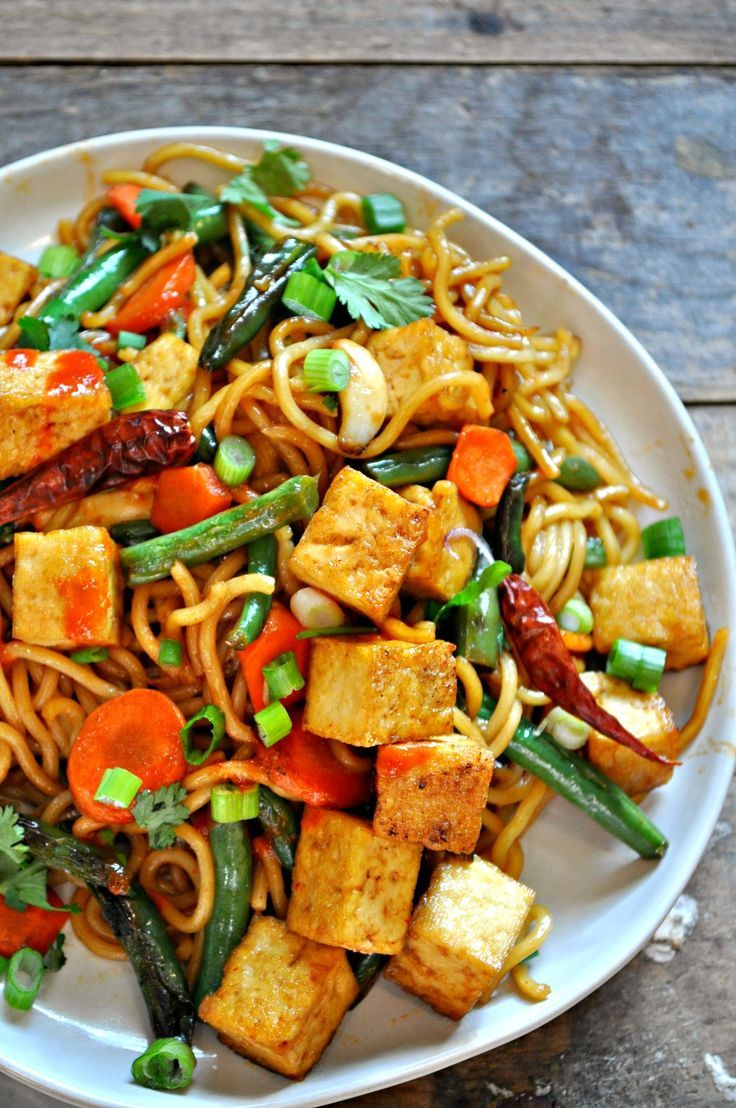 Vegan Recipes Tofu