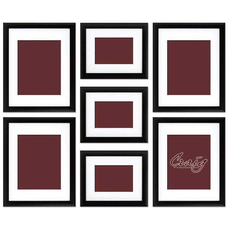 Wall Picture Frame Sets the 25+ best gallery wall frame set ideas on pinterest | picture