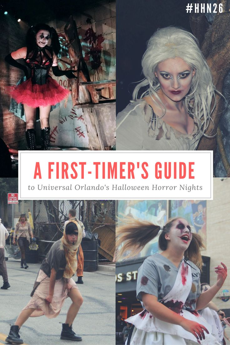 a first timers guide to universal orlandos halloween horror night 26 hhn26 - Halloween In Orlando Fl