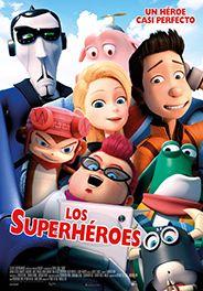 Los Superhéroes - Cineplanet