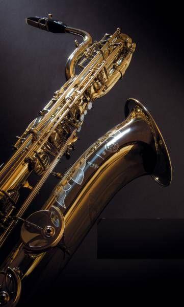 baritone saxophone... AKA my true love(;