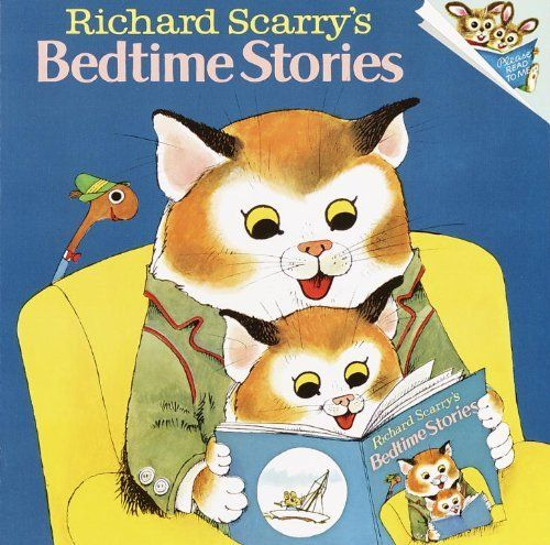 Richard Scarry's Bedtime Stories (Pictureback(R)) by Richard Scarry, http://www.amazon.com/dp/B005MHHRK2/ref=cm_sw_r_pi_dp_Nghvtb05ZMBS7