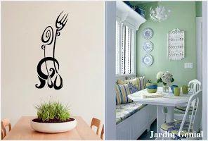 Оригинальные дизайнерские решения  Любой небольшой предмет может стать изюминкой в интерьере  Вашего квартиры, если подойти к нему с творческой стороны.   По этому такой простой, на первый взгляд, кухонный предмет, как ложка,  может стать главным элементом дизайнерского решения.
