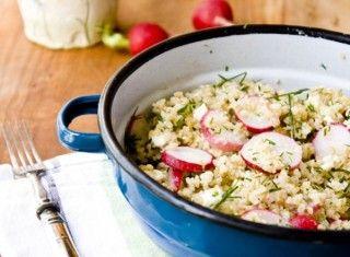 """Ricette """"Insalata Di Bulgur E Quinoa"""""""