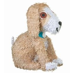Puppy Party Supplies, Puppy Pinatas, Party Pinatas, Decorations