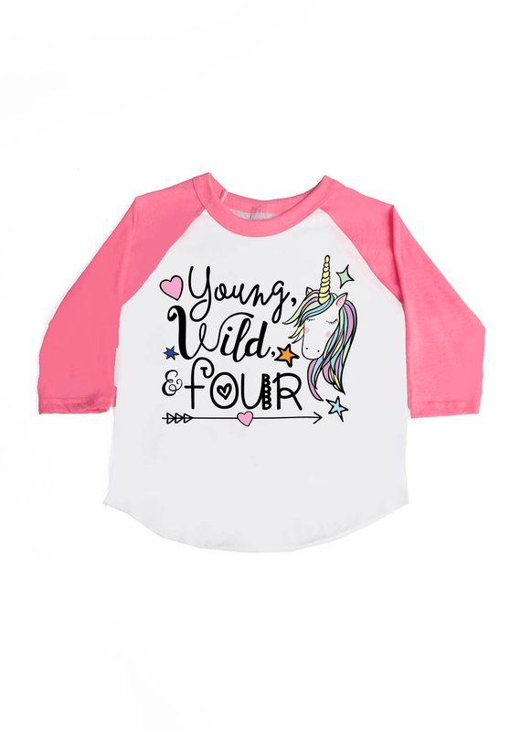 Young Wild And Four Shirt
