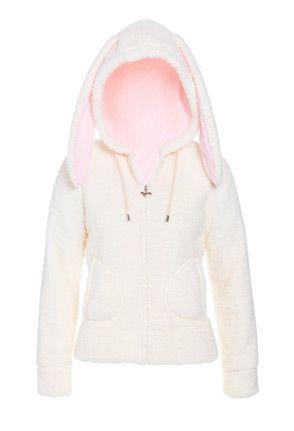 Image for Bunny Fleece Top from Peter Alexander