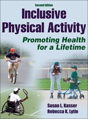 Inclusive Physical Activity is a text and reference for exercise and physical activity practitioners committed to offering optimal physical activity programming to people of differing abilities in school, recreation, sports, and community fitness settings. The updated second edition offers strategies for physical activity programming across the life span, from infancy to adulthood.