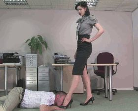 this will be your job today  Footdom in 2019  Female
