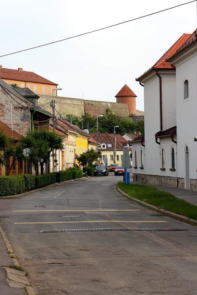 City of my heart: Eger