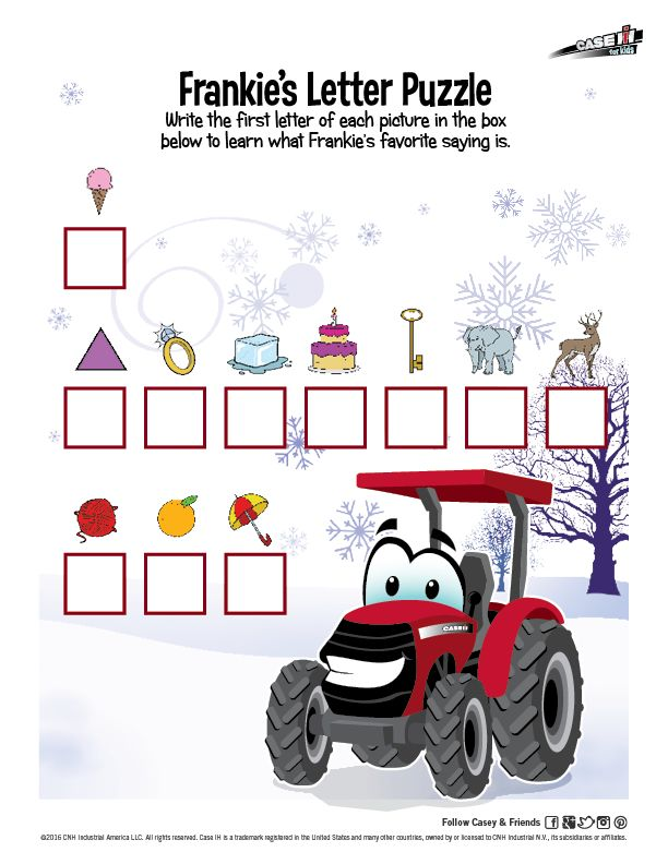 22 best images about Case IH for Kids: Casey & Friends ...