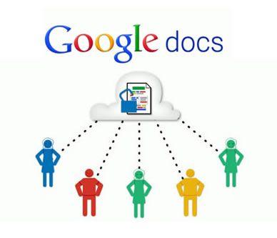 GOOGLE DOCS-DRIVE. Herramientas ofimáticas en la nube con posibilidad de compartir trabajos. ¡Un servicio 2.0 bastante útil!