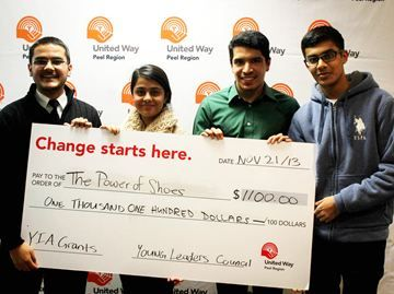 Youth ideas will likely sprout with United Way's seed money