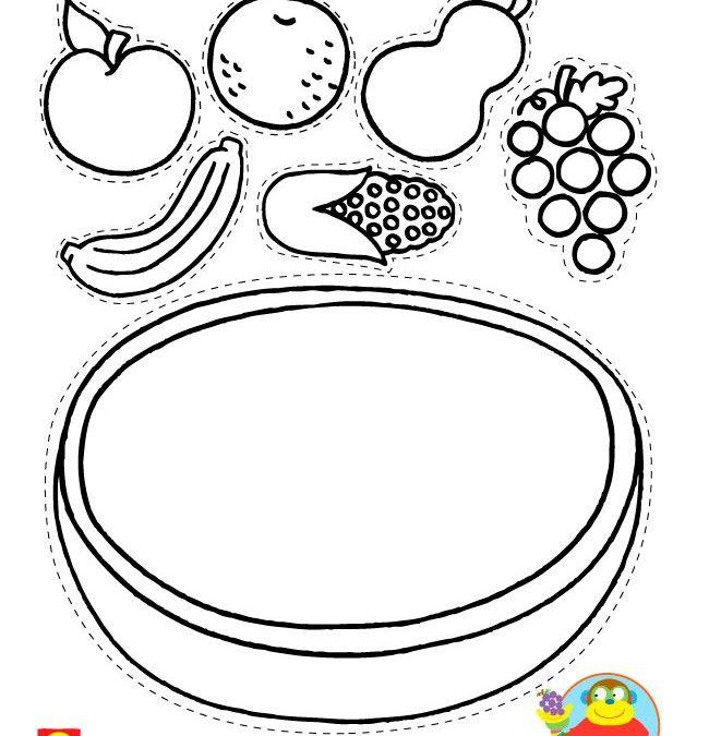 Fruit Bowl Printable