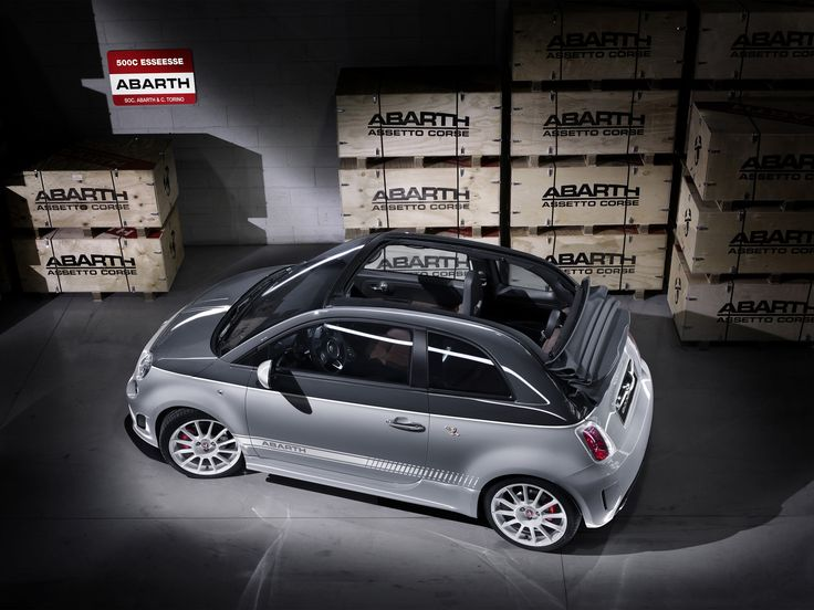 34 best Abarth images on Pinterest  Fiat abarth Cars and Dream cars