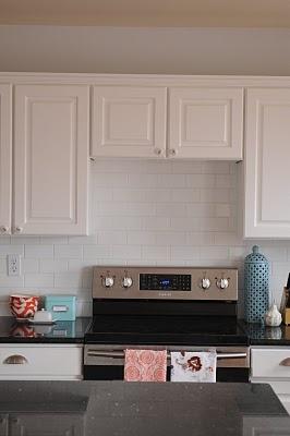 simple, pretty kitchen
