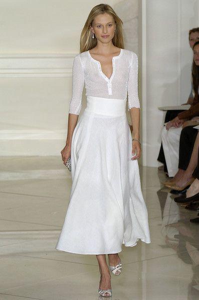 Ralph Lauren at New York Spring 2005