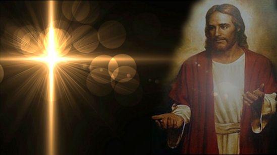 Denk  Met  Je  Hart: Jeshua - Het Kruis van het Leven ~ Een Geheugenste...