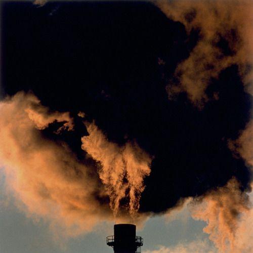John Pfahl - Smoke Series (1988-99)