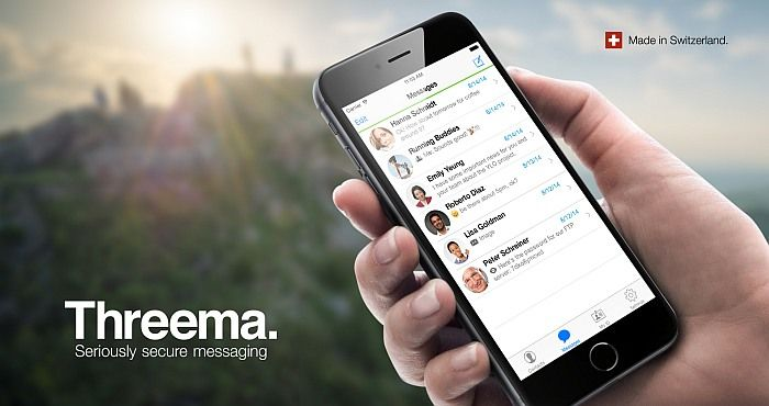 Keep Your Data Out of the Hands of Hackers with Threema Messenger - https://www.downloadmessengerfree.com/keep-your-data-out-of-the-hands-of-hackers-with-threema-messenger/