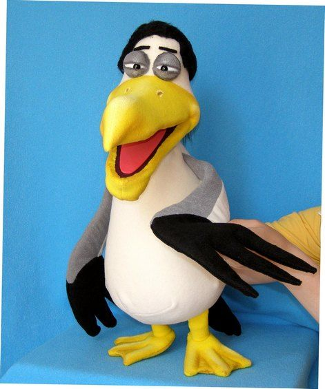 Steven the Seagal puppet, Puppet for sale