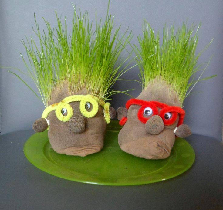 tetes a herbe