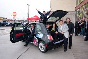 How many Longos' can you fit in a Fiat?