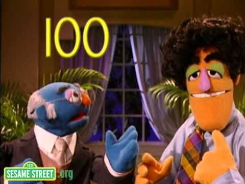 Sesame Street Videos (there are TONS!)
