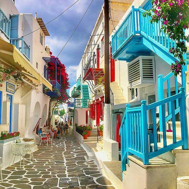Mykonos Cyclades . @giopat