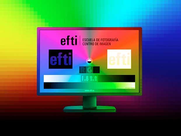 EFTI quiere regalarte esta herramienta que te será realmente útil para saber si tu monitor o pantalla está calibrado correctamente o no. No te lleves sorpresas, ni trabajes en vano  La carta de control de calibración de monitor, es una herramienta imprescindible para cualquier profesional que necesite tener en todo momento una referencia real del estado de calibración de su monitor.