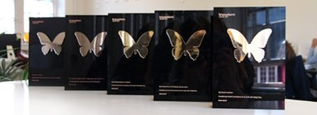 Three golds and two bronze for Goosebumps Brand Consultancy and Global Blue