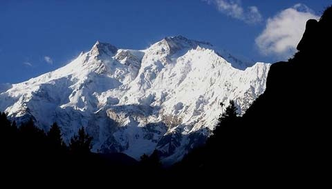 World Top 10 Highest Mountains of 2013