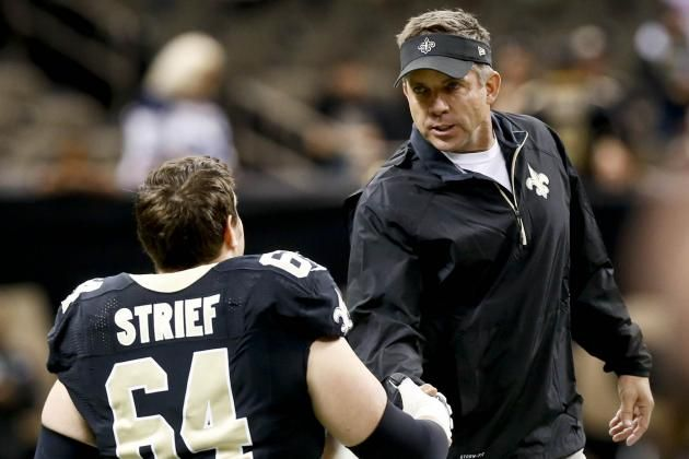 Saints Re-Signing Zach Strief Officially Puts New Orleans into Draft Mode ~~www.SaintsNews.net