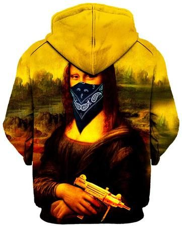 On Cue Apparel - Mona Lisa Hoodie | awesome in 2019 | 360