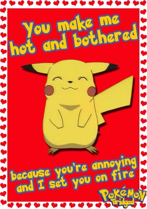 pokemon valentines day ideas