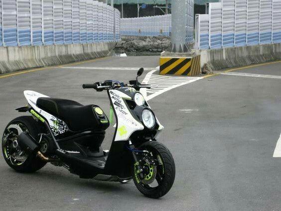 13 best Yamaha BWS 125 Scootee images on Pinterest ...
