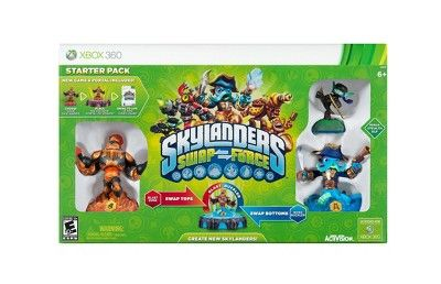 Skylanders Swap Force Starter Pack (Xbox 360),