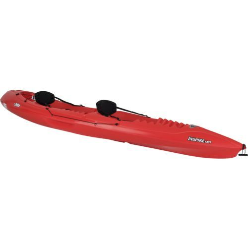 "Pelican Inspire 129T 12'9"" Kayak 2 person capacity Sale $299 Reg $399"