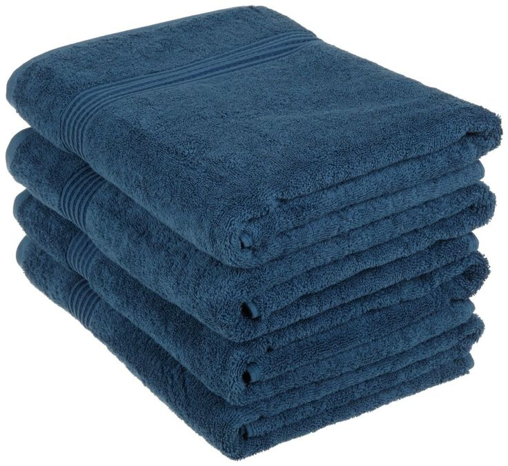 4-Piece Julia Egyptian Cotton Bath Towel Set