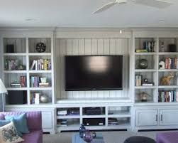 Image Result For Media Room Built In Cabinets