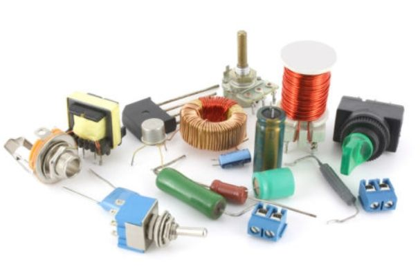 New and surplus electronic components and assemblies