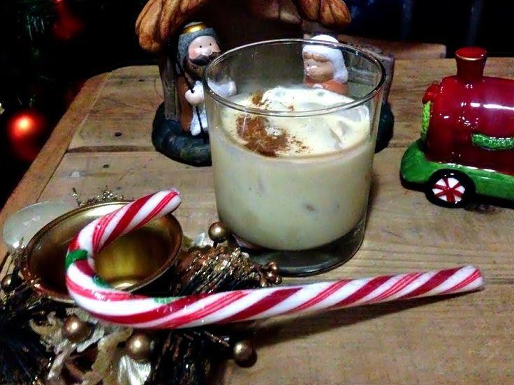 Bebida Navideña: Receta de Ponche Crema, ve más en nuestro blog http://vivescrapbook.com/bebida-navidena-receta-de-ponche-crema/