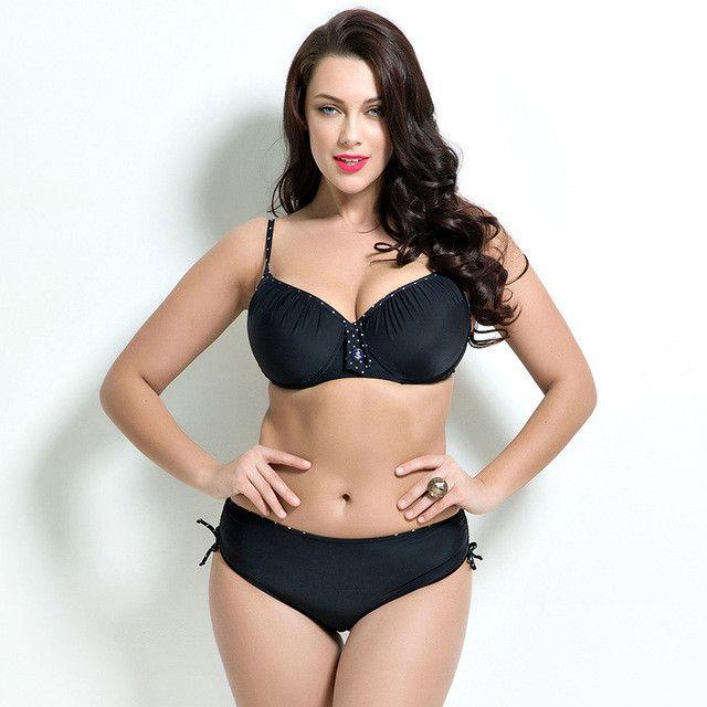 Chenplus women sexy push up plus size bikini set retro bathing suit maillot de bain swimsuit swimwear 2016