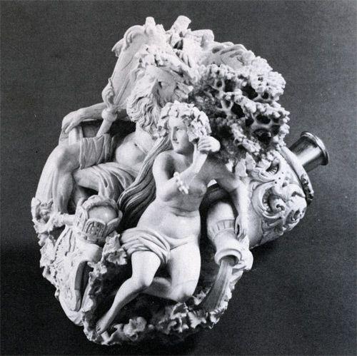 The Meerschaum Pipe - amazing detail