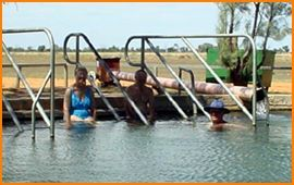 Buren Junction Bore Baths - Swimming Spots Narrabri NSW
