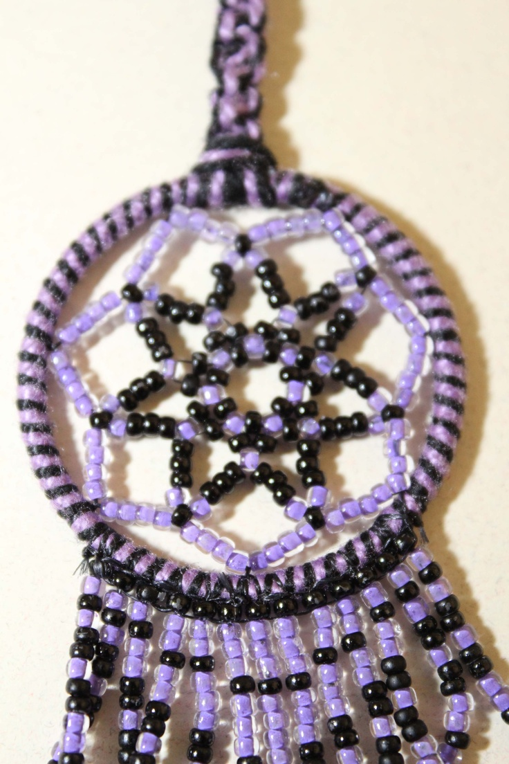 Beaded Dream Catchers Patterns 40 best Dream Catcher's Pattern images on Pinterest Dreamcatchers 9