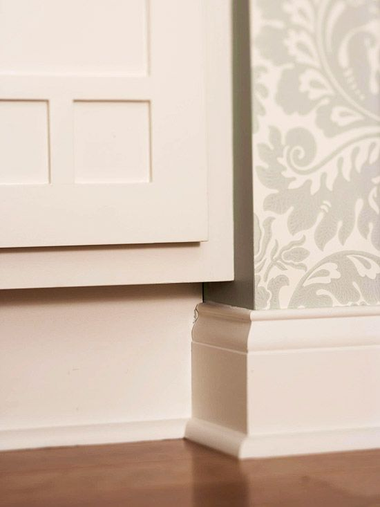 Spring Cleaning & To-Dos  once a year, give your baseboards, door frames, and walls a good scrub-down. Wash them with a sponge and a squirt of dishwashing liquid mixed in a bucket of warm water.