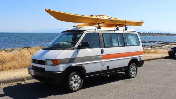 1993 5cyl Auto In Port Alberni Bc In 2020 Vw Eurovan Eurovan Camper Port Alberni